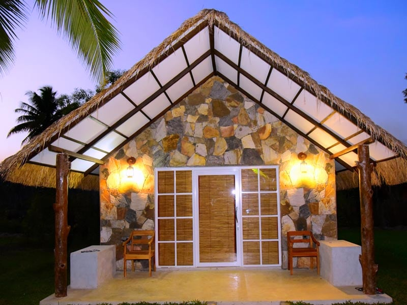 Accommodation Front 1 - Coco Village Hotel Chilaw