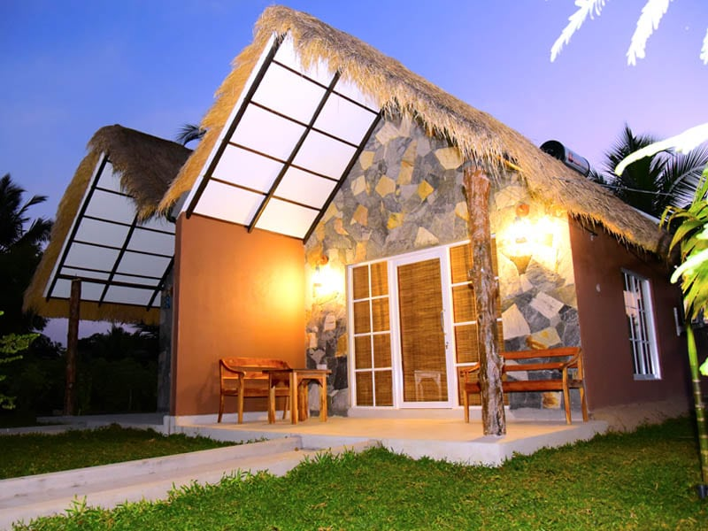 Accommodation Front 2 - Coco Village Hotel Chilaw