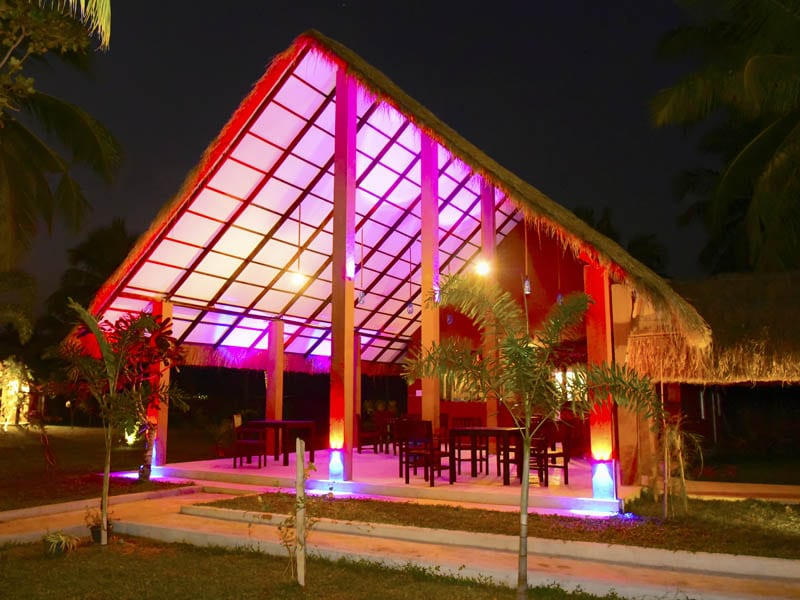 Accommodation Front 5 - Coco Village Hotel Chilaw