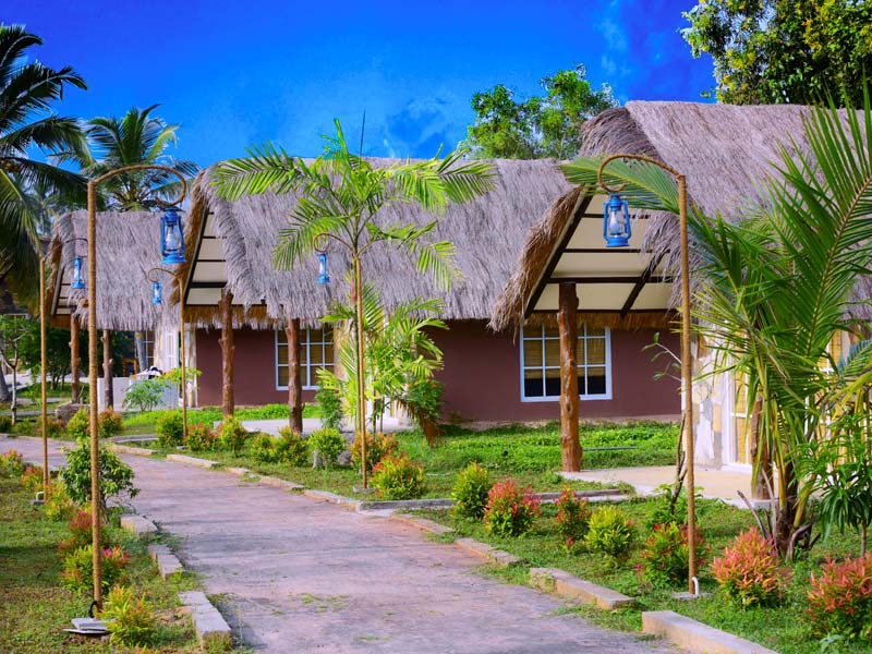 Accommodation Front 6 - Coco Village Hotel Chilaw