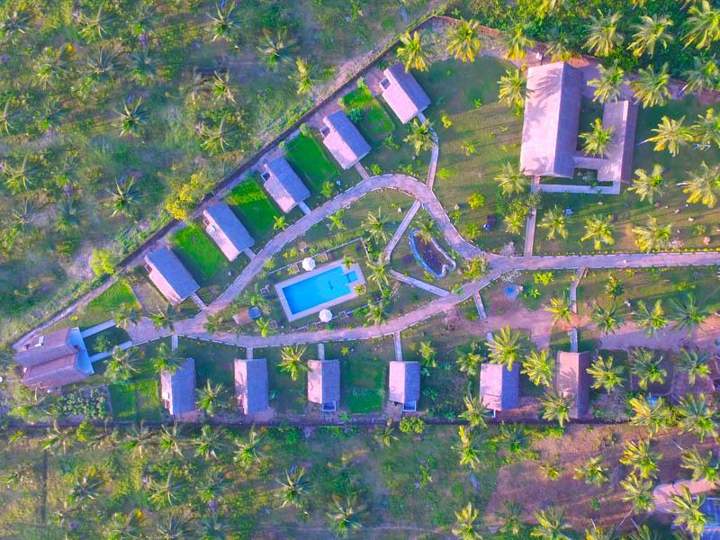 Environment 1 - Coco Village Hotel Chilaw